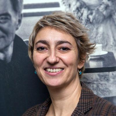 Simona Babčáková, podporující osobnost